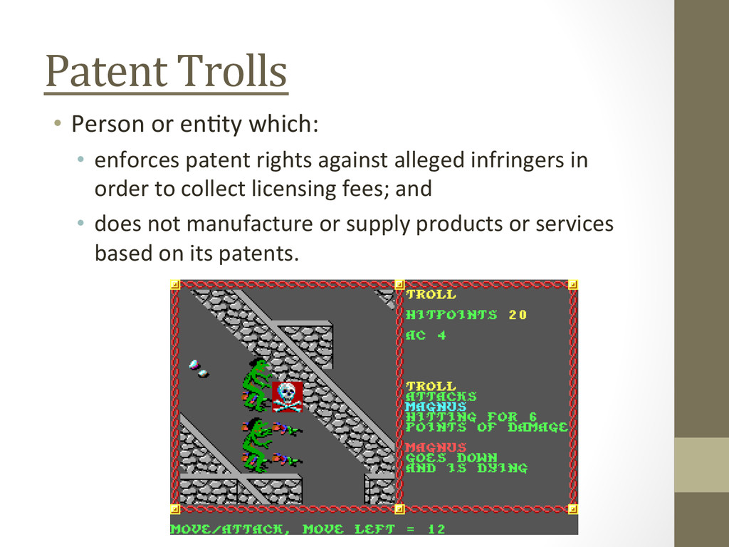 Patent	