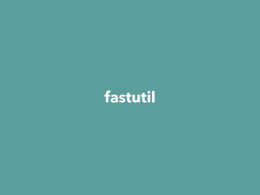 fastutil