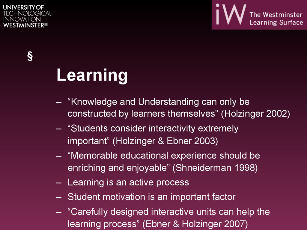 """– """"Knowledge and Understanding can only be con..."""