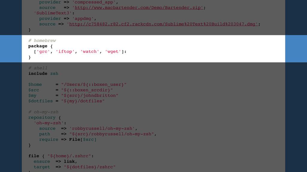 provider => 'compressed_app', source => 'http:/...