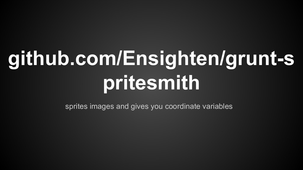 sprites images and gives you coordinate variabl...