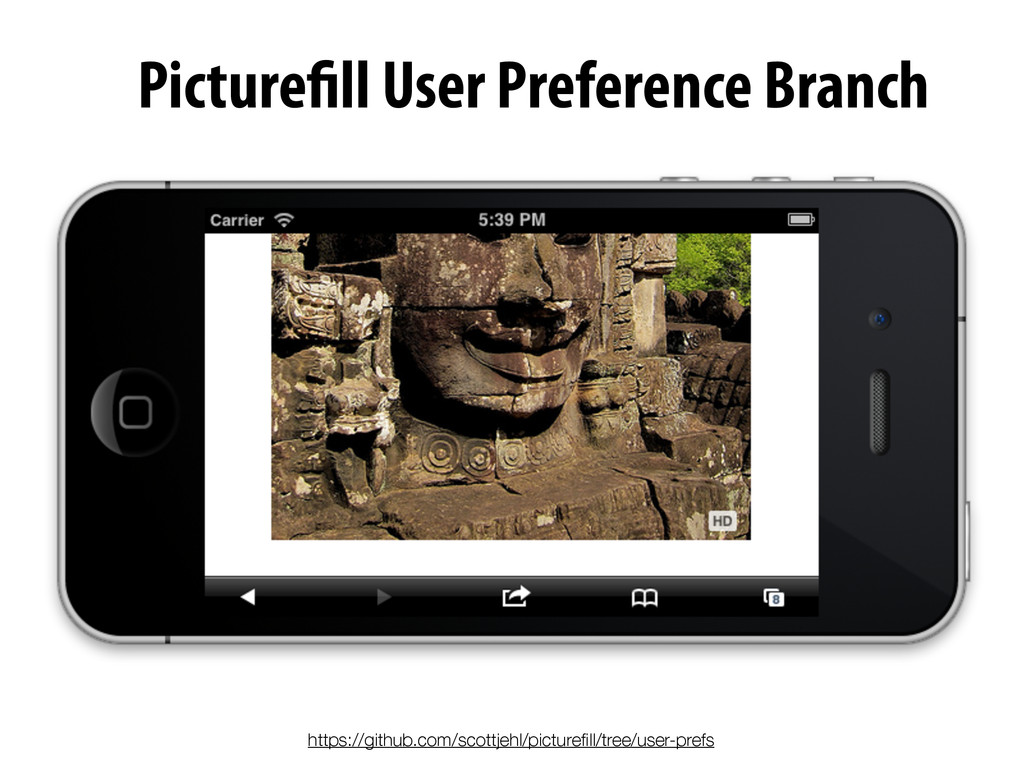 Picturefill User Preference Branch https://gith...