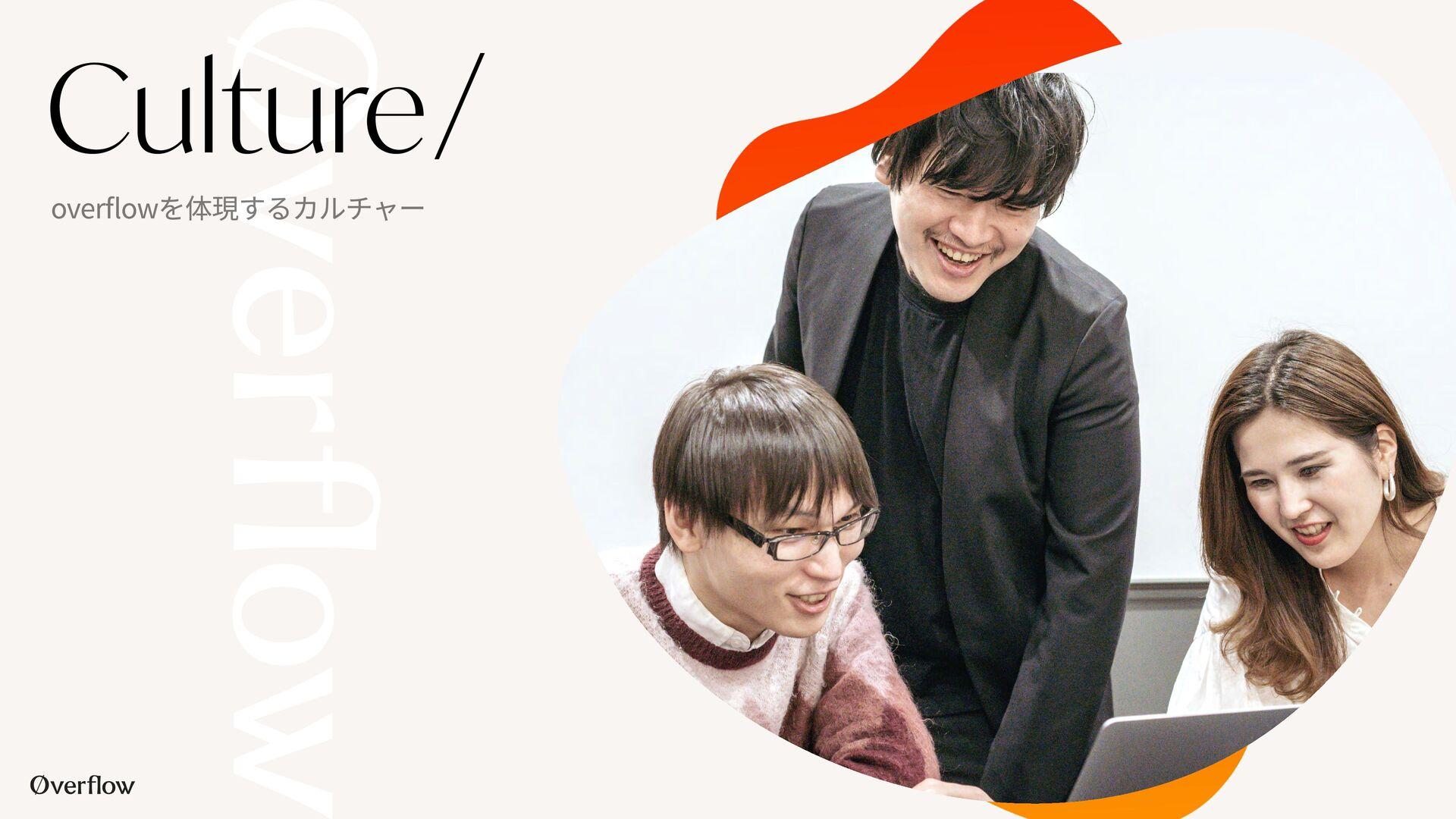 overflowを体現する価値観  VALUE Make System Think Big B...