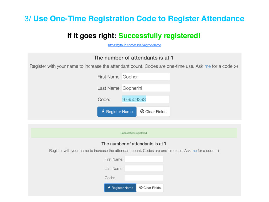 3/ Use One-Time Registration Code to Register A...