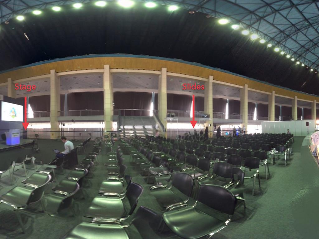 Stage Slides