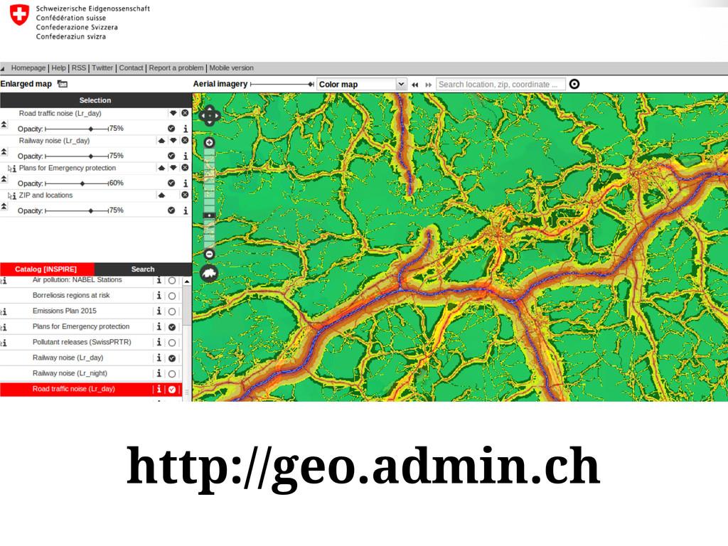 http://geo.admin.ch