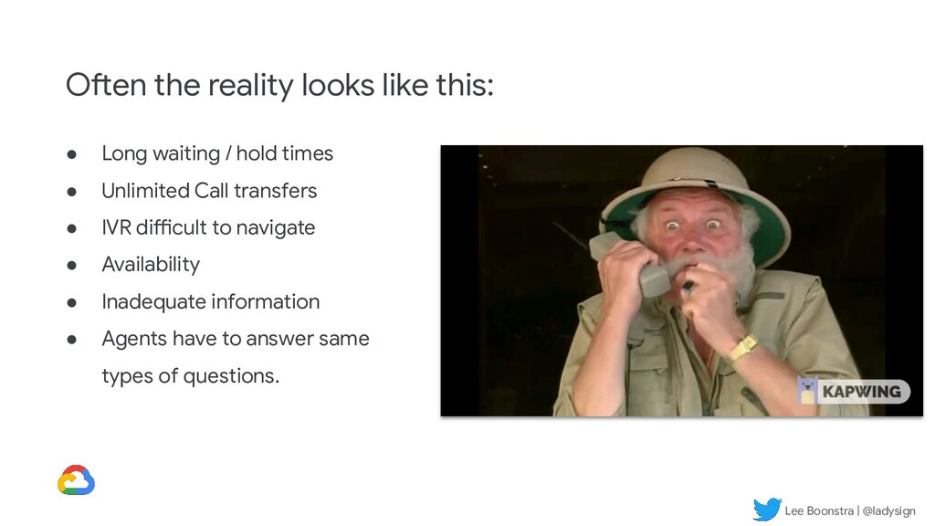 Lee Boonstra | @ladysign Often the reality look...