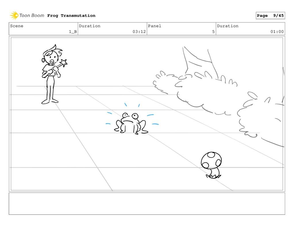 Scene 1_B Duration 03:12 Panel 5 Duration 01:00...