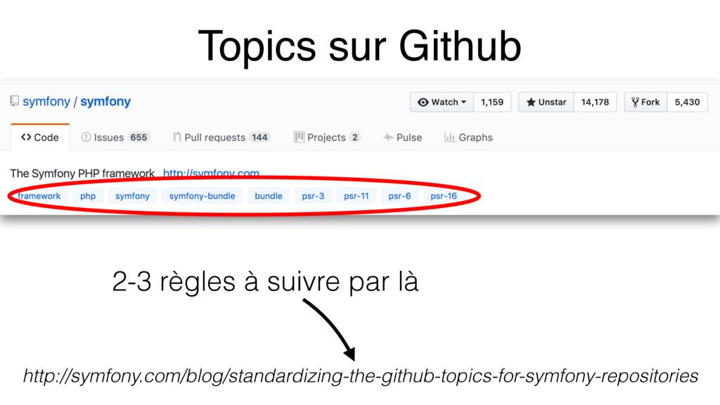 Topics sur Github http://symfony.com/blog/stand...