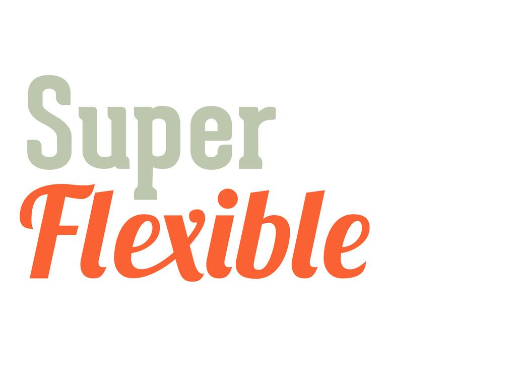 Super F b