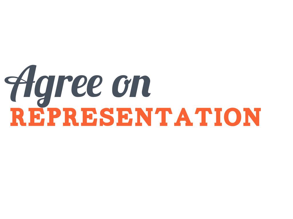 r representation