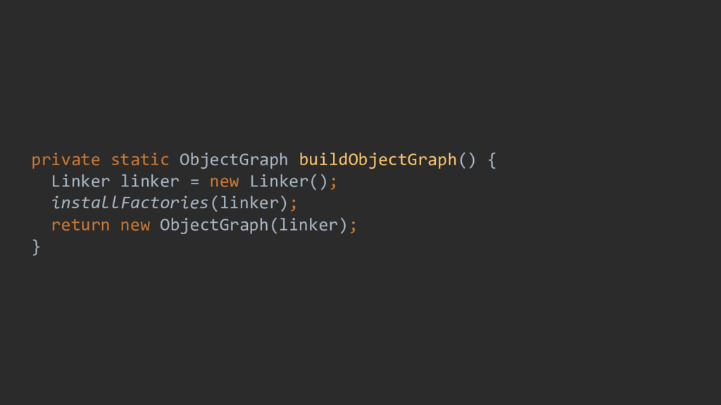 private static ObjectGraph buildObjectGraph() {...