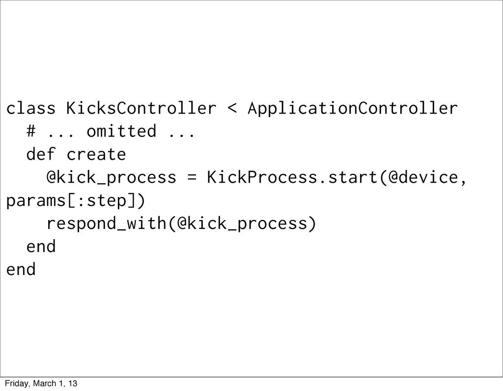 class KicksController < ApplicationController #...
