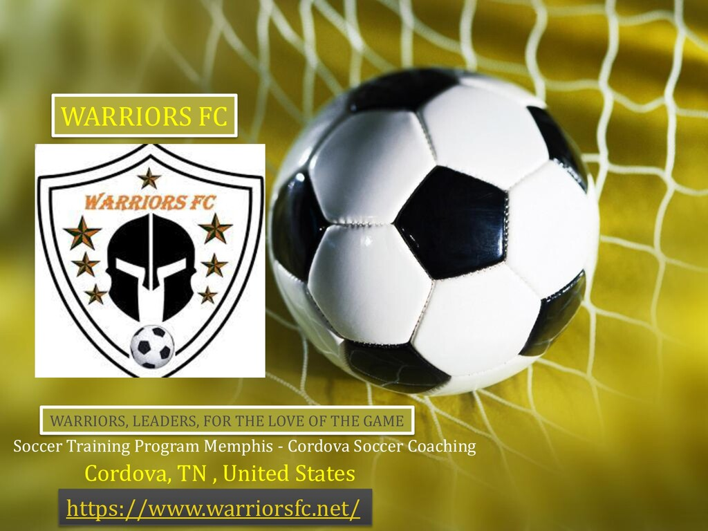 WARRIORS FC WARRIORS, LEADERS, FOR THE LOVE OF ...