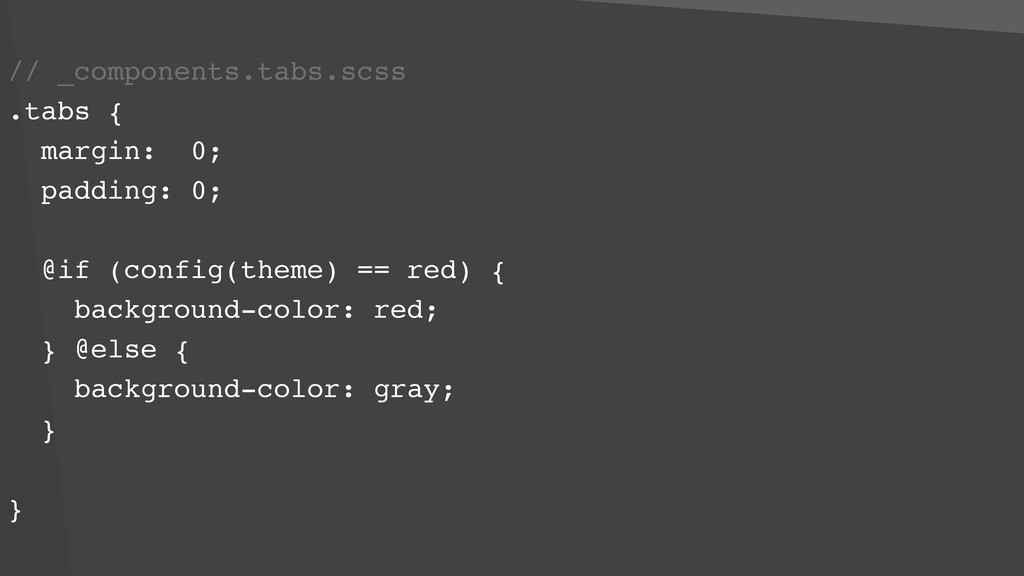 // _components.tabs.scss .tabs { margin: 0; pad...