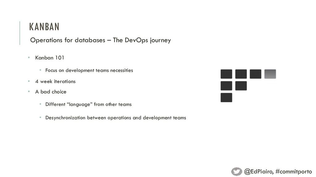 KANBAN Operations for databases – The DevOps jo...