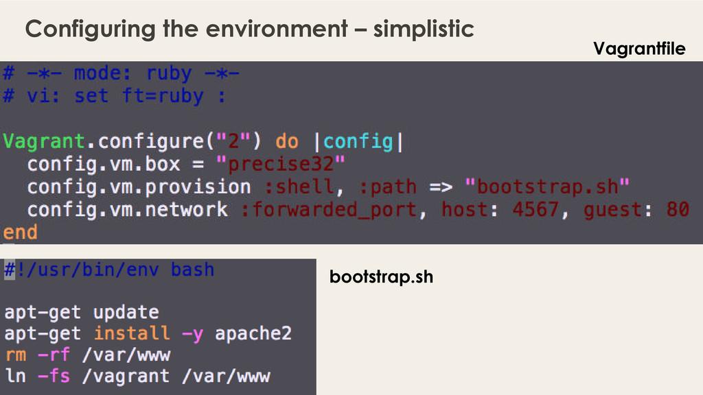 5 milestone42 Configuring the environment – sim...
