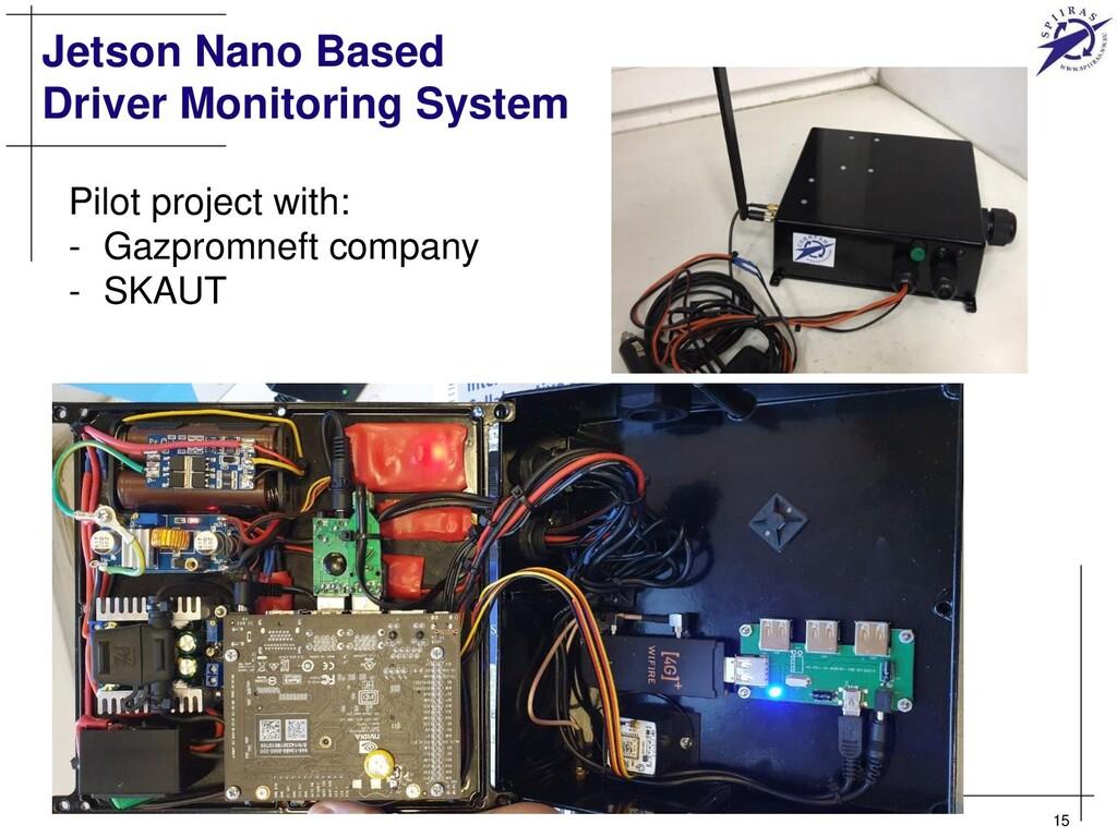 Jetson Nano Based Driver Monitoring System 15 P...