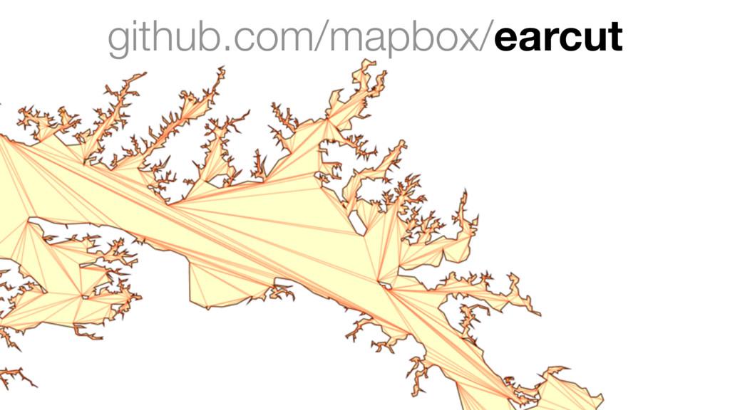 github.com/mapbox/earcut
