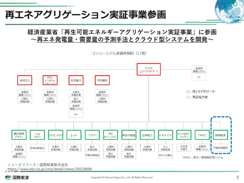 国際航業株式会社 (日本アジアグループ株式会社) ご紹介 3