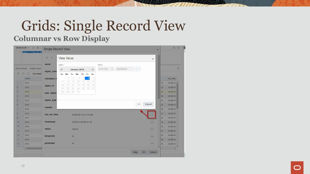 Grid: Type Viewers Click Cell Pencil to Activat...
