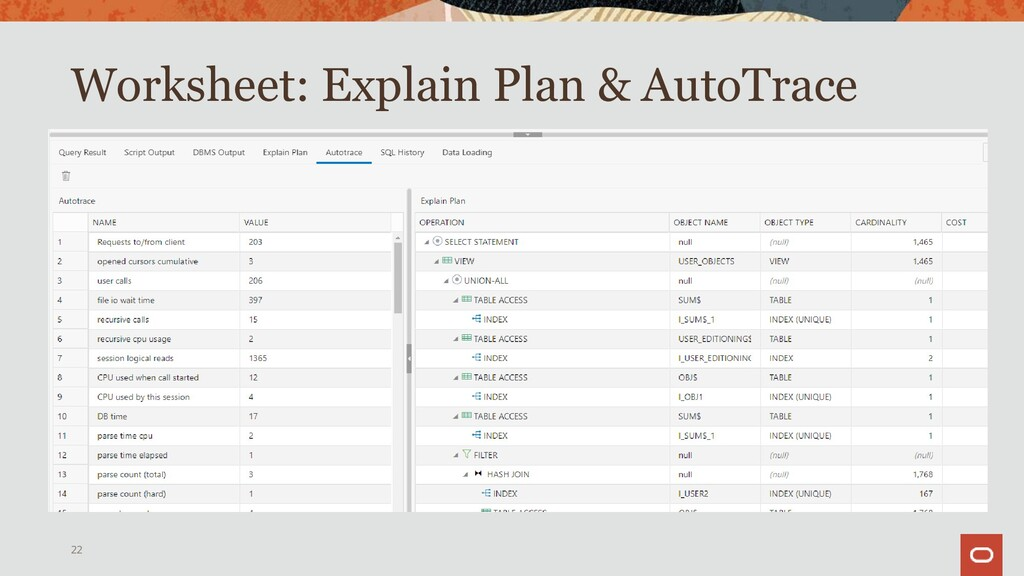 Worksheet Assistance: SQL History Previous Quer...