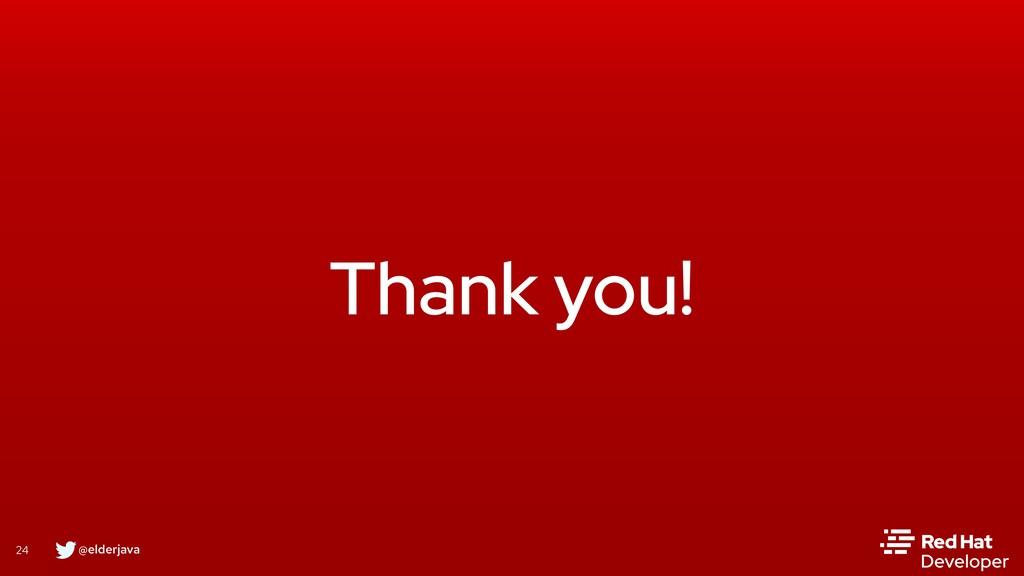 @elderjava 24 Thank you!