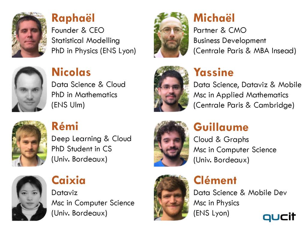 Clément Data Science & Mobile Dev Msc in Physic...