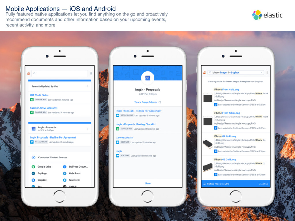 Mobile Applications — iOS and Android Fully fea...