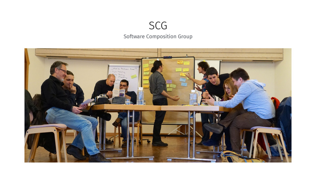 SCG Software Composition Group