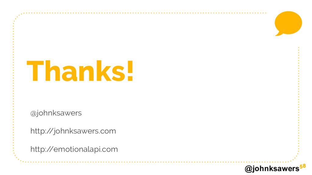 @johnksawers58 Thanks! @johnksawers http:/ /joh...