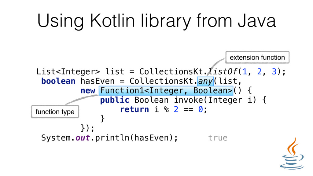 Using Kotlin library from Java extension functi...