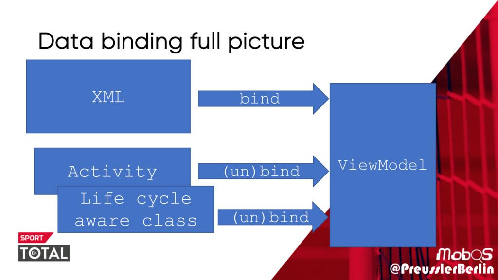 @PreusslerBerlin Data binding full picture XML ...