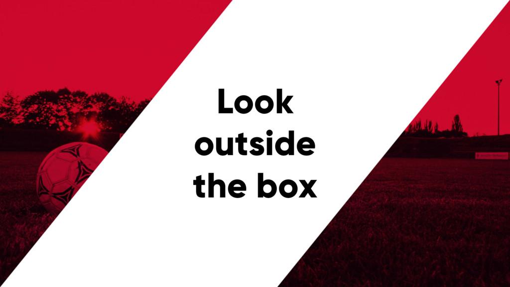 @PreusslerBerlin Look outside the box