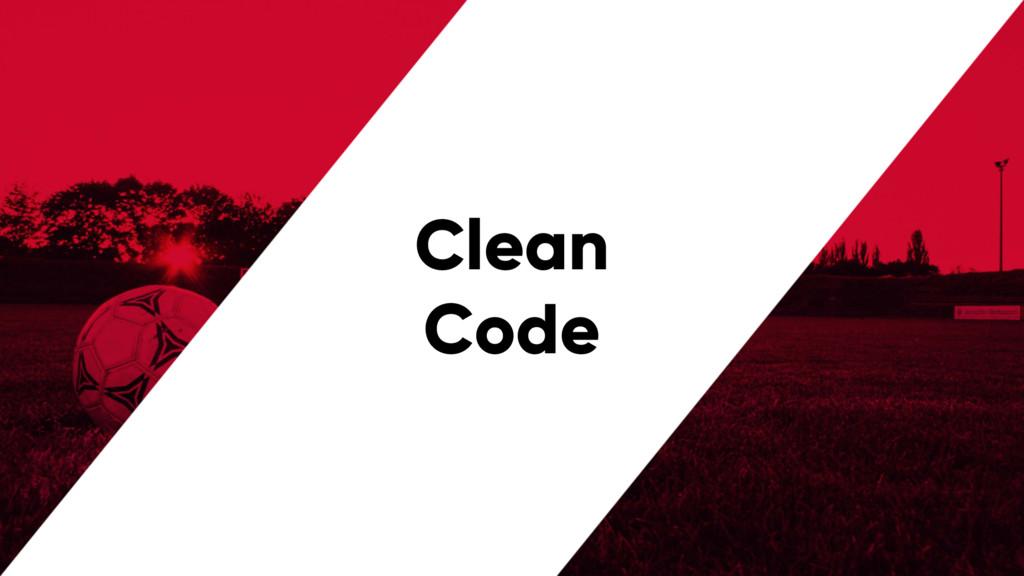 @PreusslerBerlin Clean Code