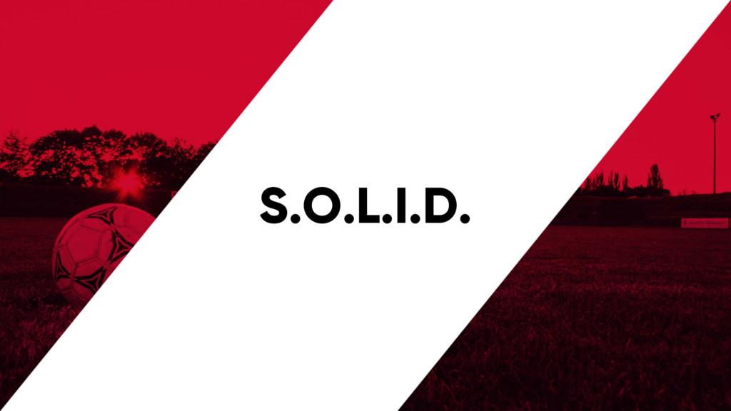 @PreusslerBerlin S.O.L.I.D.