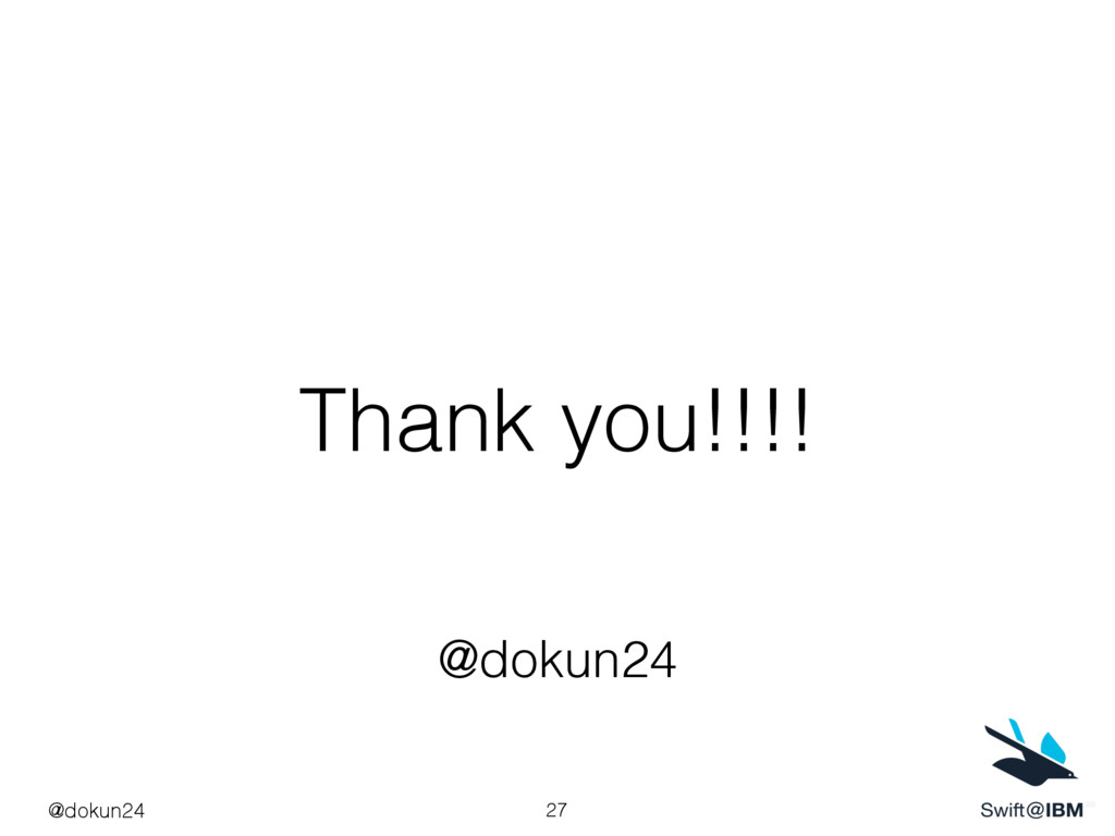 Thank you!!!! @dokun24 27 @dokun24