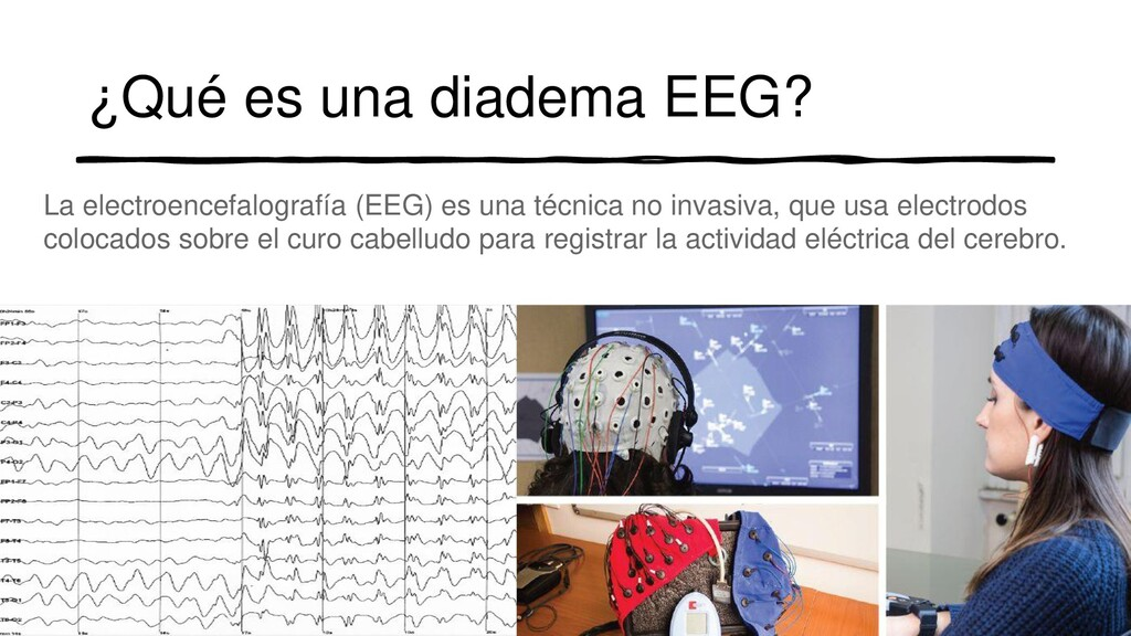 ¿Qué es una diadema EEG? La electroencefalograf...