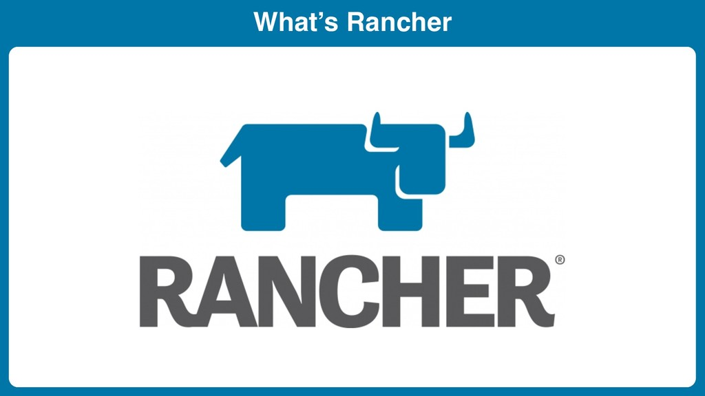 What's Rancher Kubernetes Clusters Create Impor...