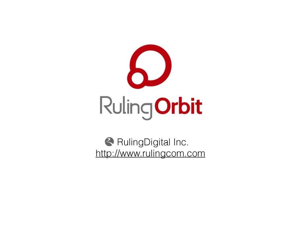 RulingDigital Inc. http://www.rulingcom.com