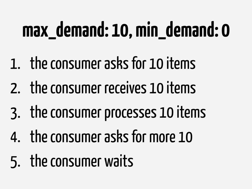 max_demand: 10, min_demand: 0 1. the consumer a...