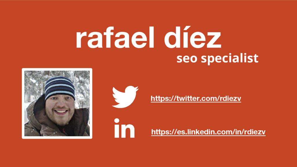 rafael díez seo specialist https://twitter.com/...