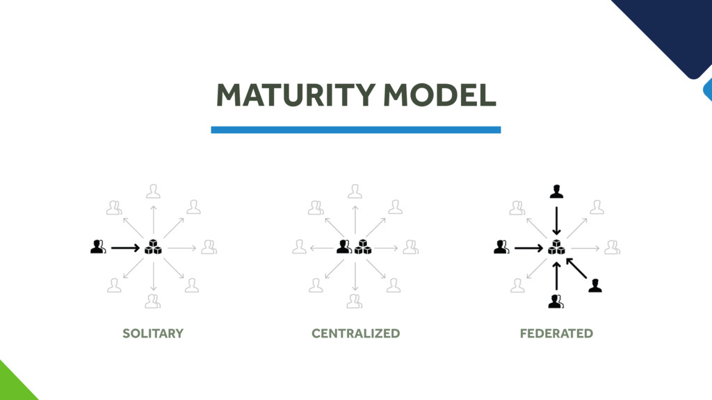 SOLITARY CENTRALIZED FEDERATED MATURITY MODEL