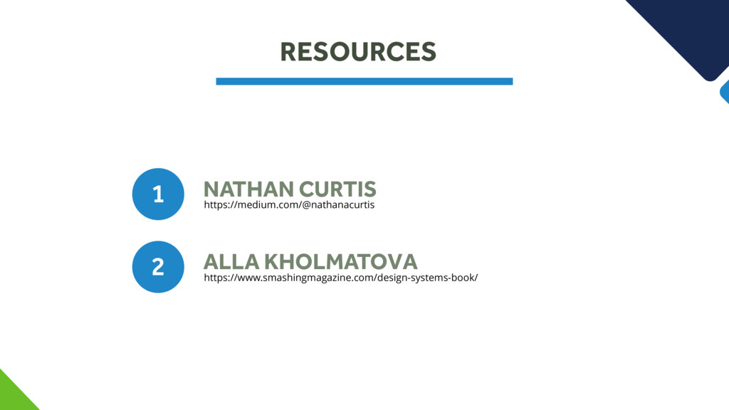 RESOURCES NATHAN CURTIS https://medium.com/@nat...