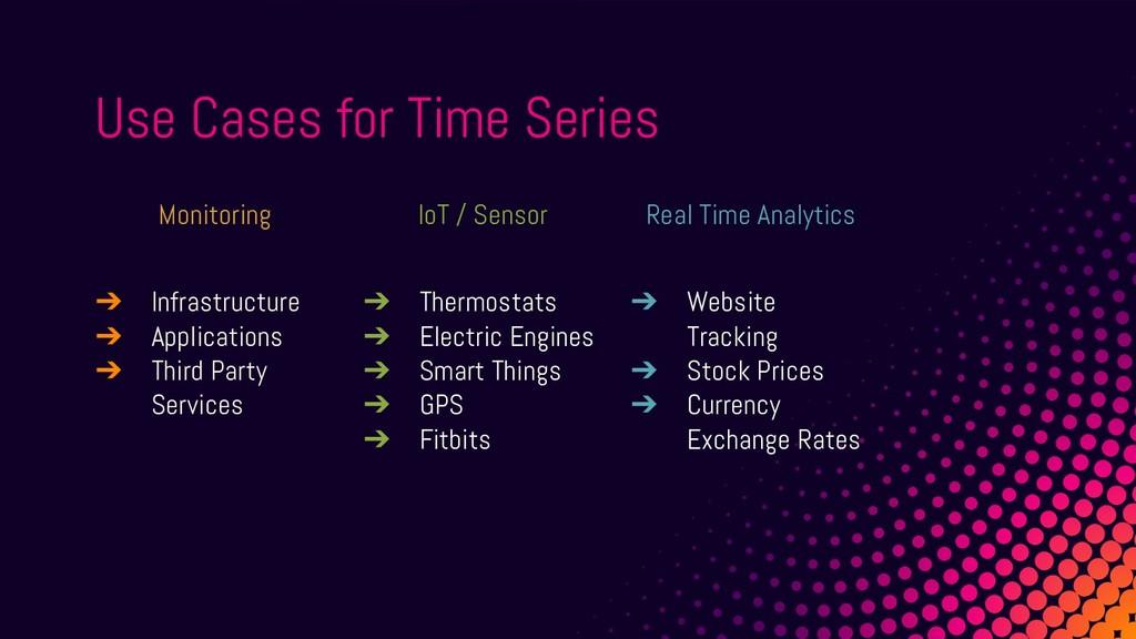 IoT / Sensor ➔ Thermostats ➔ Electric Engines ➔...