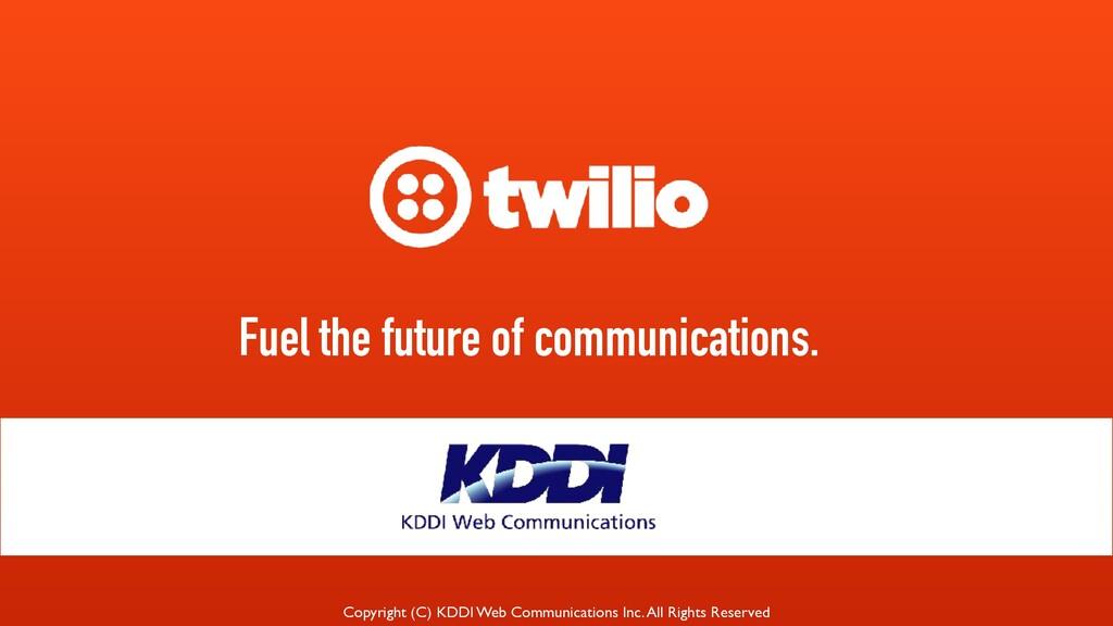 Copyright (C) KDDI Web Communications Inc. All ...