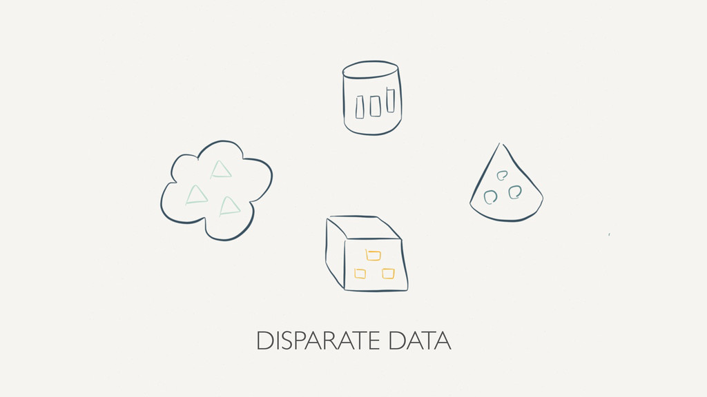 DISPARATE DATA