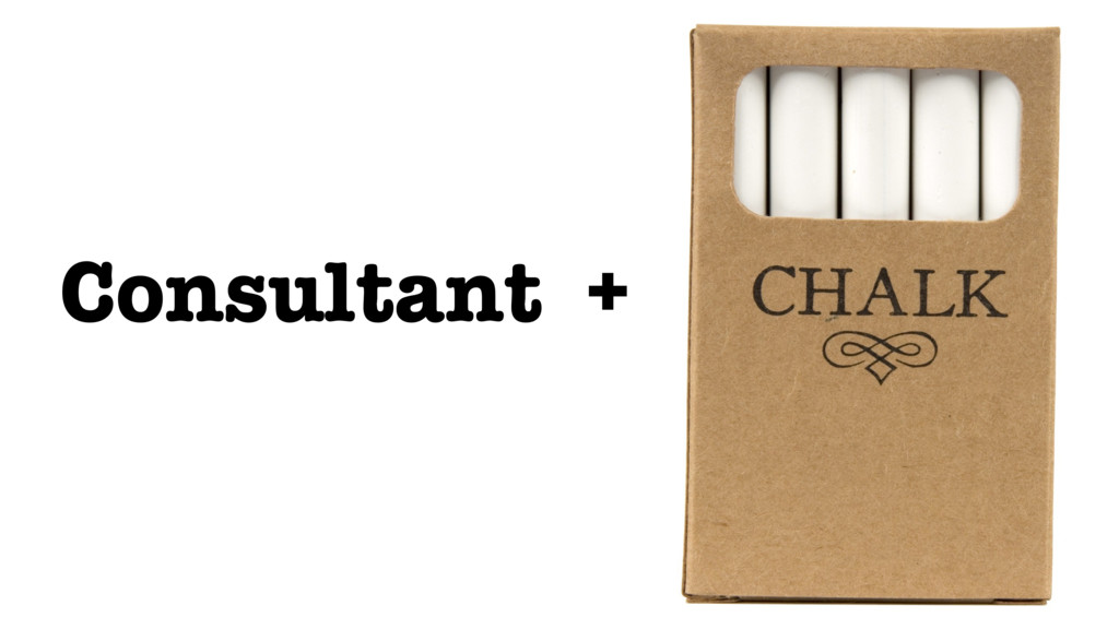 Consultant +
