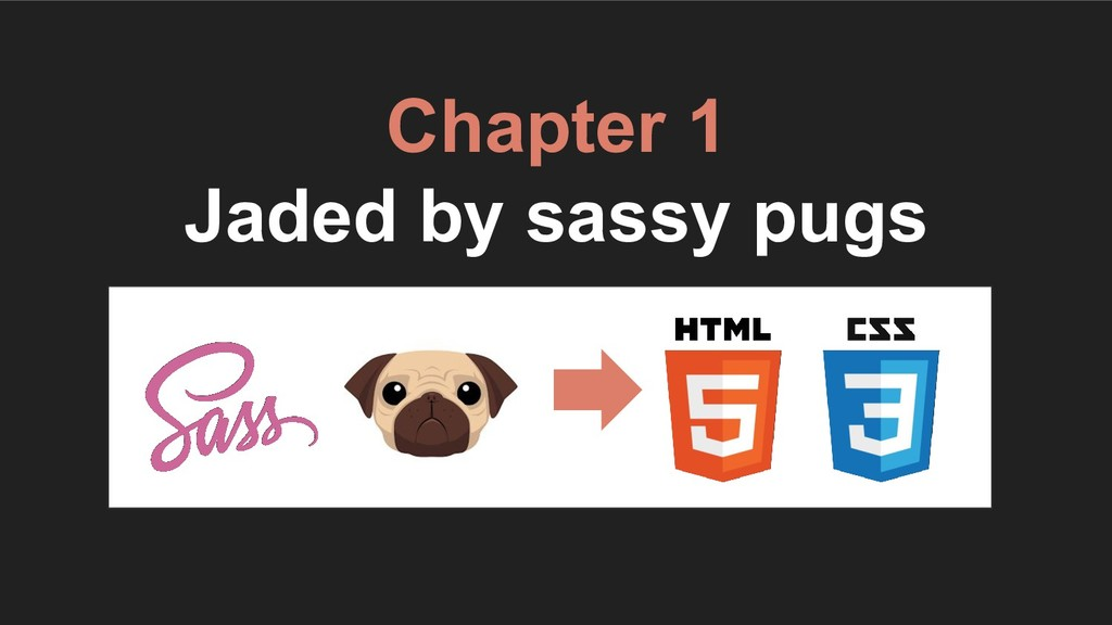 Chapter 1 Jaded by sassy pugs