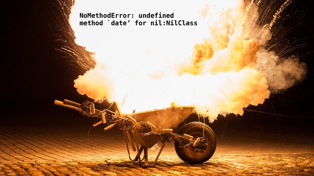NoMethodError: undefined method `date' for nil:...